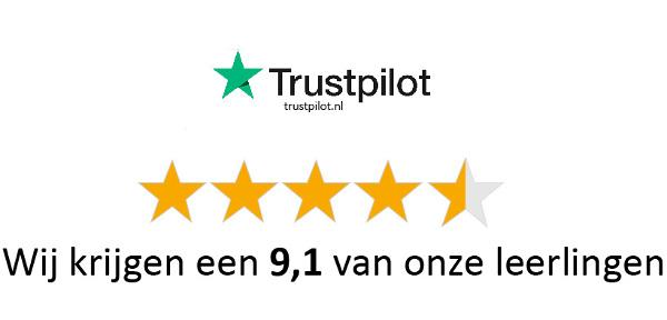 Beoordelingen van Trustpilot